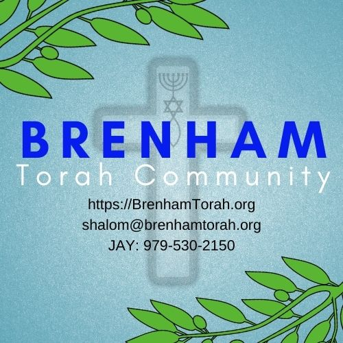 Brenham Torah Community contact information